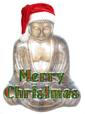 Buddhist Christmas - Fraught with Peril