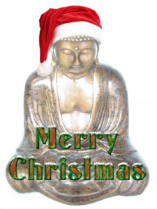 christmas buddhists buddhism