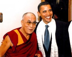 his holines dalai lama hhdl barack obama losar not celebrate china