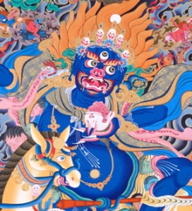 Dharma Protectors Within the Gelug